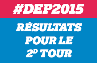 Elections départementales 2015 second tour