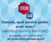 Le Forum de l'Action publique