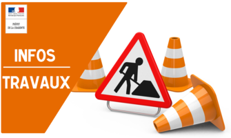 Restrictions de circulation sur la RN141 commune de Roumazières-Loubert