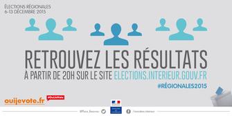 Second tour des élections régionales - les résultats / Actualités ...