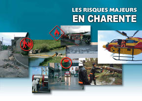 risques majeurs charente