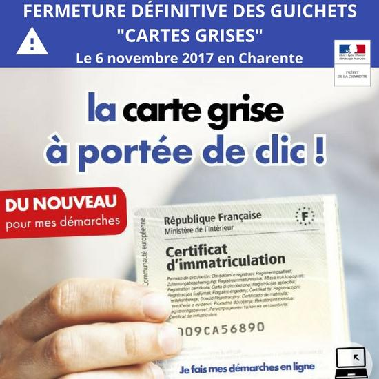 Immatriculation Cartes Grises Demarches Administratives