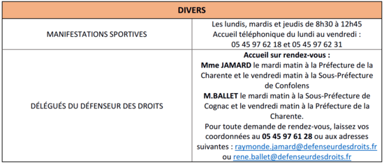 IDE horaires2